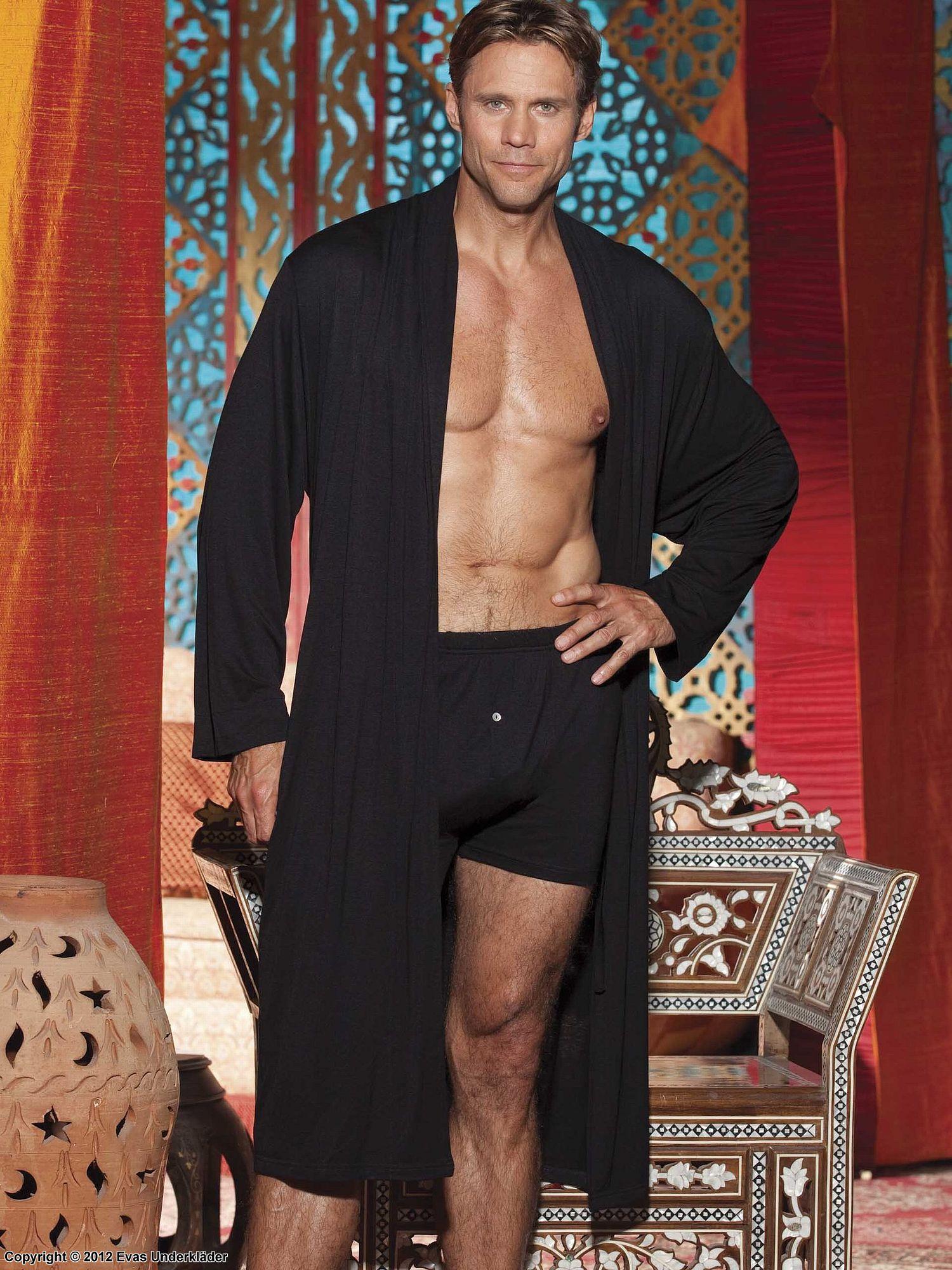 Sexiga Underkläder Plus Size Män I Trosor